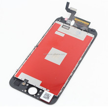Replacement Digitizer LCD touch screen for iPhone 6s plus Mobile Phone White black