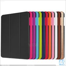 New coming Tri 3 folding PU Flip tablet cover for Samsung galaxy tab A 10.1 T580 leather case