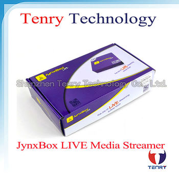 Jvnxbox LIVE Media streamer IPTV box America channels