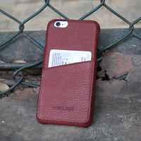leather wholesale cell phone case For iphone 6 buying online in china