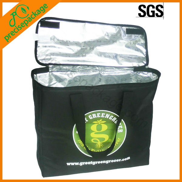 Customized big capacity insulated cooler bag