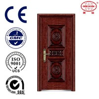 Chinese manufactory Steel Security Door Multi Lock Doors