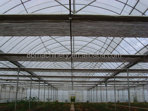 Low Cost Agricultural Shade Net Greenhouse Manufacturer