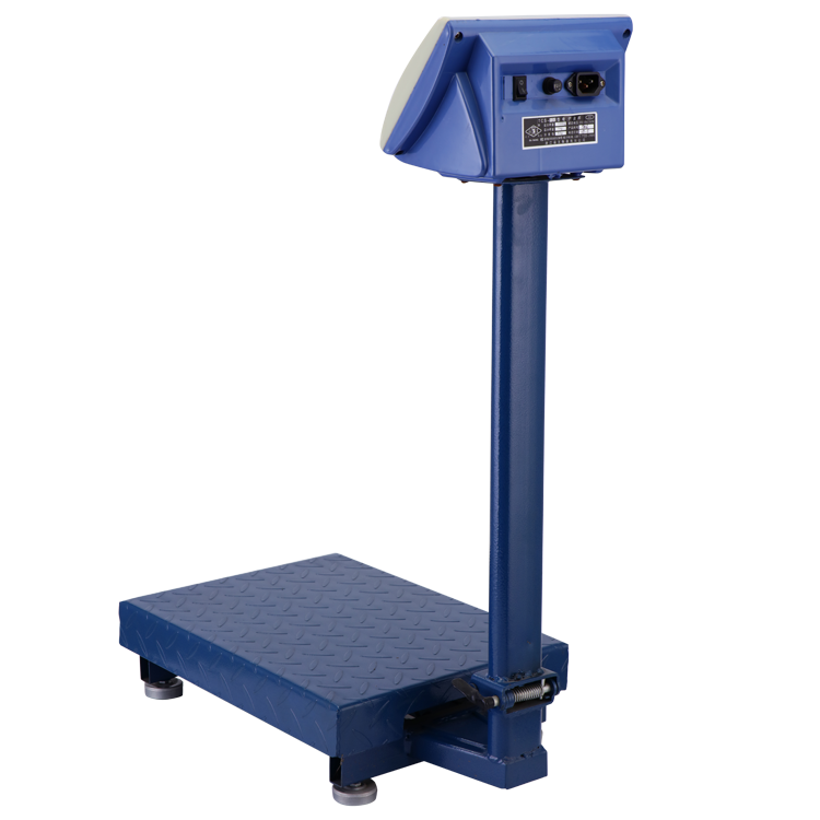 660LB Shipping Digital Counting Warehouse Pet Mailing Floor Platform Bench Scale