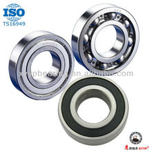 XYYP bearing supply high quality deep groove ball bearing open, shields, seals types