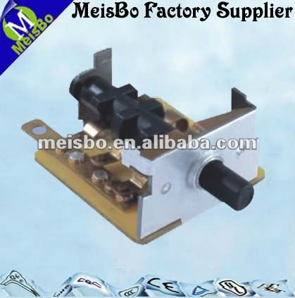 Universal multiple on-off rotary knob switches t150