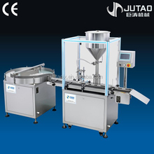 PLC control automatic cosmetic ointment/cream/lotion filling machine