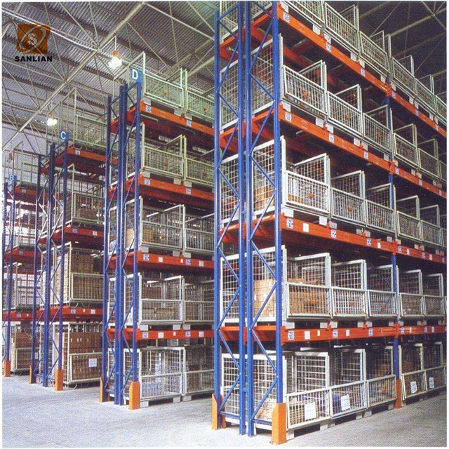 Australian standards pallet metal shelving racks