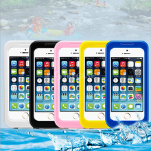 Universal Diving Underwater Waterproof New Mobile Phone Case for Apple 5S 5C 5 5G