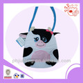 Plush cow bag ,lovely cow backpack