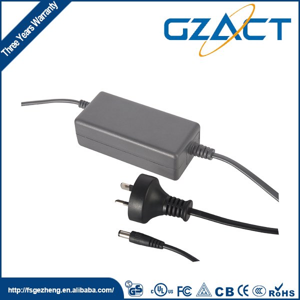 UL listed CE approved 24v 2.5a power adapter for notebook computer