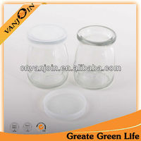 110ml Small German Glass Cheese Bottle