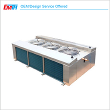 Double side blowing refrigerator air cooler, colds storage room condensing unit air cooler