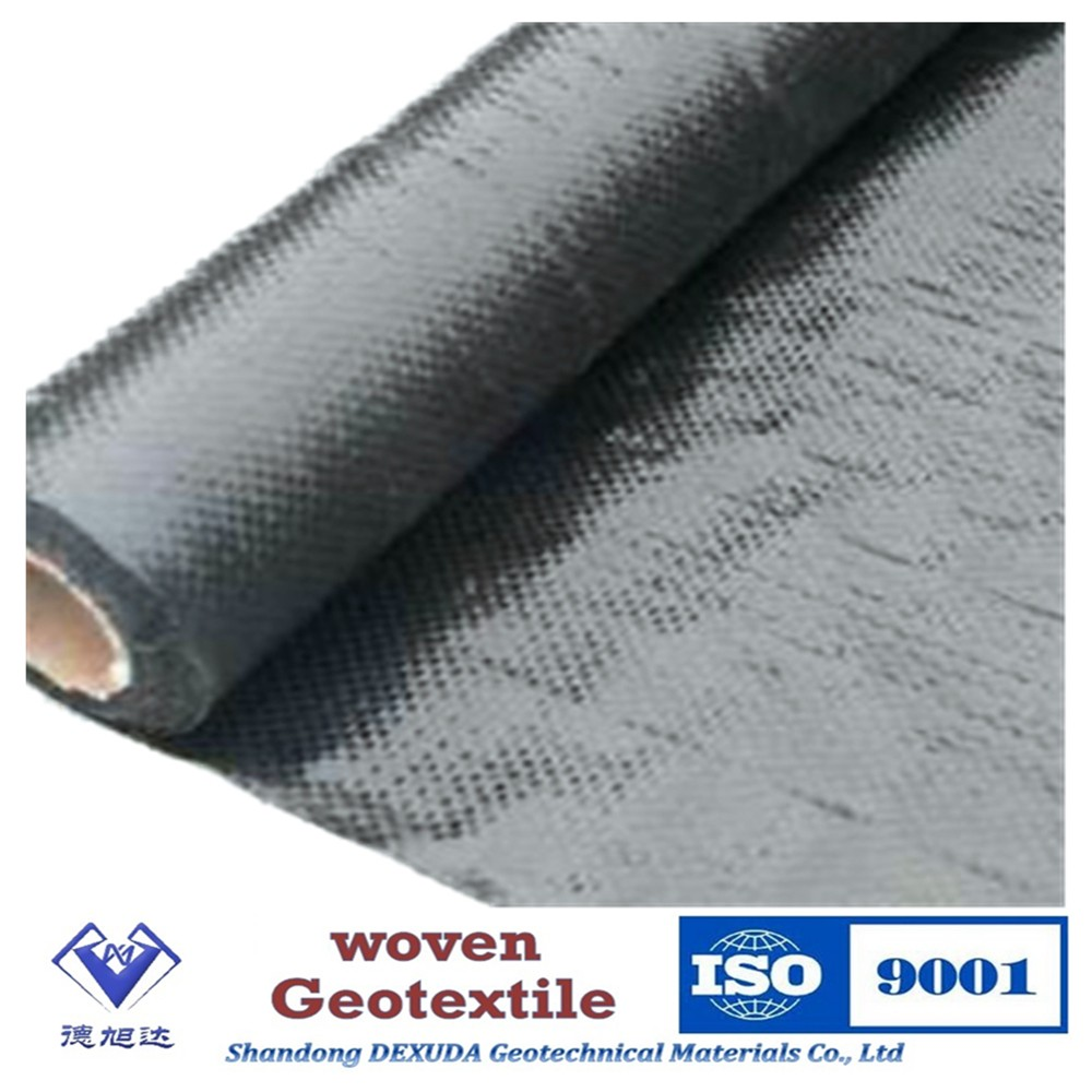 Black Color Woven Geotextile for Geotube