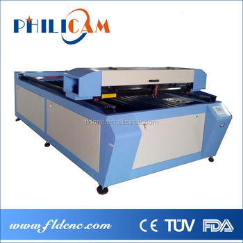 hot sale cheap Jinan lifan FLDJ1325 co2 laser cutting machine price