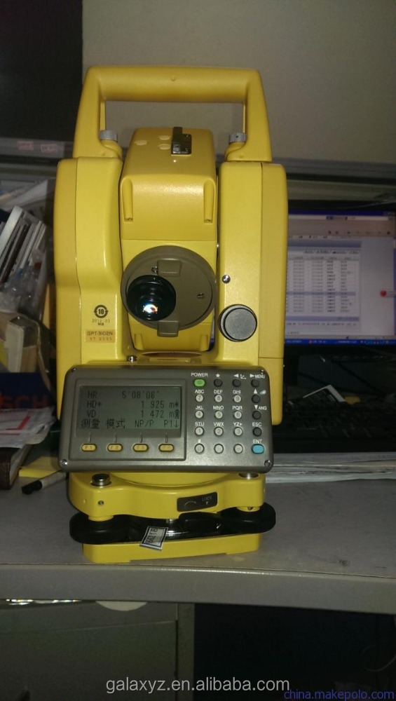 Topcon GPT-3102LND Total station