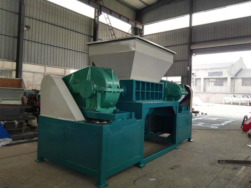 high quality universal shredder,all plastic shredder machine,steel copper aluminum stainless steel shredder