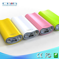 Portable Power USB Smart Phone LED Lamp Charger With CE/FCC/RoHS