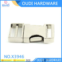 New Product Lock Type Backpack Accessories Metal Mortise Lock