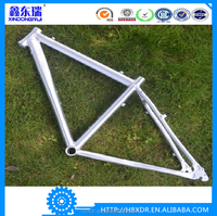 Aluminum bicycle frame fixed gear bike frame alloy frame
