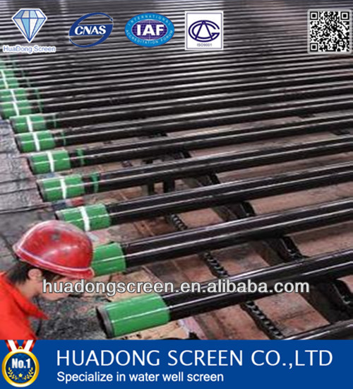 "API 5CT P110 6 5/8"" oil and gas well casing pipe (manufacture)"