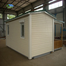 single floor two bedroom prefabricated cottages
