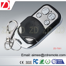 433.92/433/434mhz fixed frequency rf remote control for clone/ duplicate garage door remote control