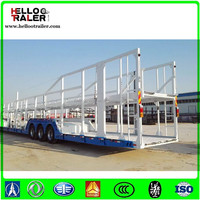 3 axle low price car carrier trailer for sale