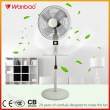 high quality electric pedestal stand fan with elegant design 18 inch air cooler fan