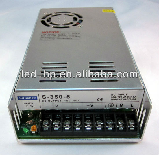 led strip 12v switching mode power supply
