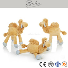 Kids Lovely Fluffy In Stock Stuffed Plush Camel <strong>Toy</strong>