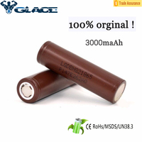 wholesales newest products LG HG2 18650 3000mah 20A 3.7V li-ion 100% original battery for vape