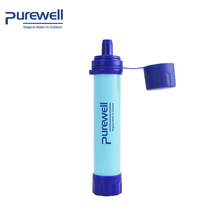 Portable Outdoor Camping Sports Hiking Uf Membrane Water Straw Purifier personal filter