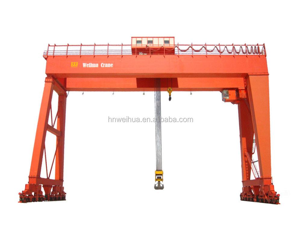 75 Ton 900 Ton Double Girder Goliath Crane Price Buy