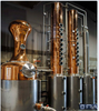 500L copper brandy distillation equipment