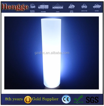 China manufacturer pc tube pmma tube polycarbonate plastic tube