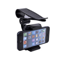 Universal Mount Cradle Car Sun Visor Phone Holder for iPhone Samsung