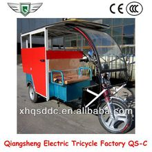 Good Design Battery Operated Auto Tricycle Rikshaw For Passenger