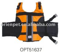 dog life jacket/pet clothe
