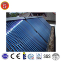 2015 Solar vaccum tube three targets solar collectors
