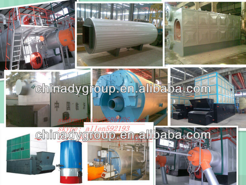 coal/oil/gas/wood fired steamboiler(DONGYUE)