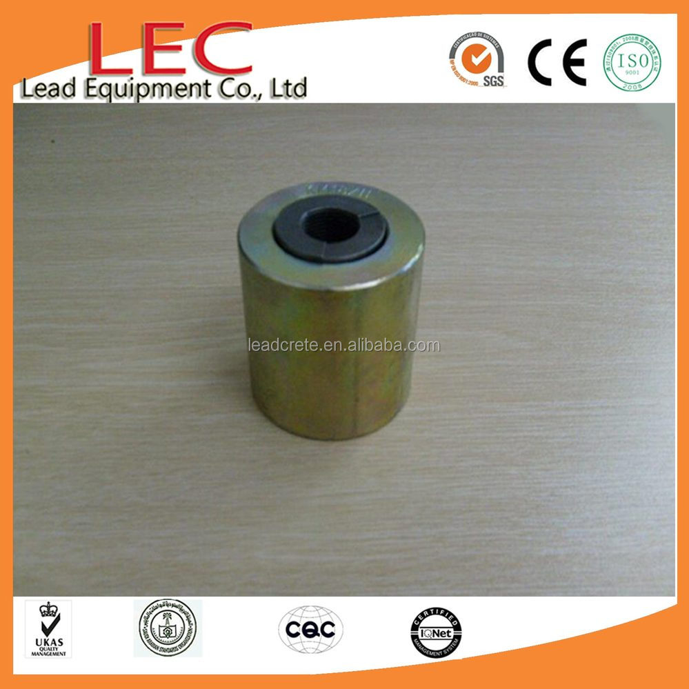 LEC Prestressed Concrete Barrel And Wedge For 12.7MM or 15.7MM PC Strand