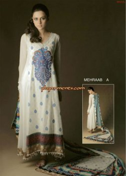 Misaal Lawn Collection 2012
