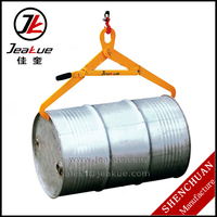 Capacity 500kg High Quality Semi-automatic Tong Oil Drum Tong for Closed Oil Drum