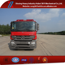 Hot Sale Wholesale Diesel 16t Fire Fighting Truck Wit Water Tanker