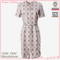 Shenzhen fashion garment factury manufacturing fine chinese clothing