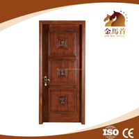 Swing Open Style and Solid Wood Door OAK Material wood door / oak solid wood interior doors