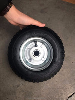 the pneumatic wheel 2.50-4 for wheelbartrow with good price in Qingdao