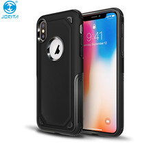 Defender Combo Armor Shockproof Mobile Phone Case for iPhone X