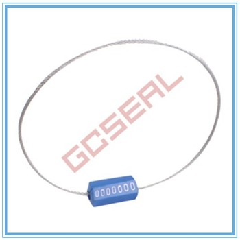 plastic coat High Security wire seals l GC-C1801